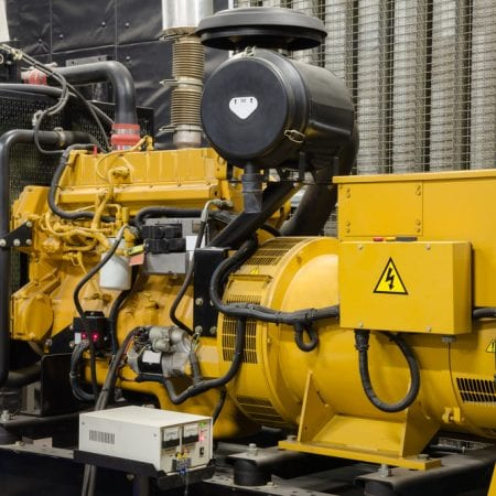 Used Industrial Generators For Sale
