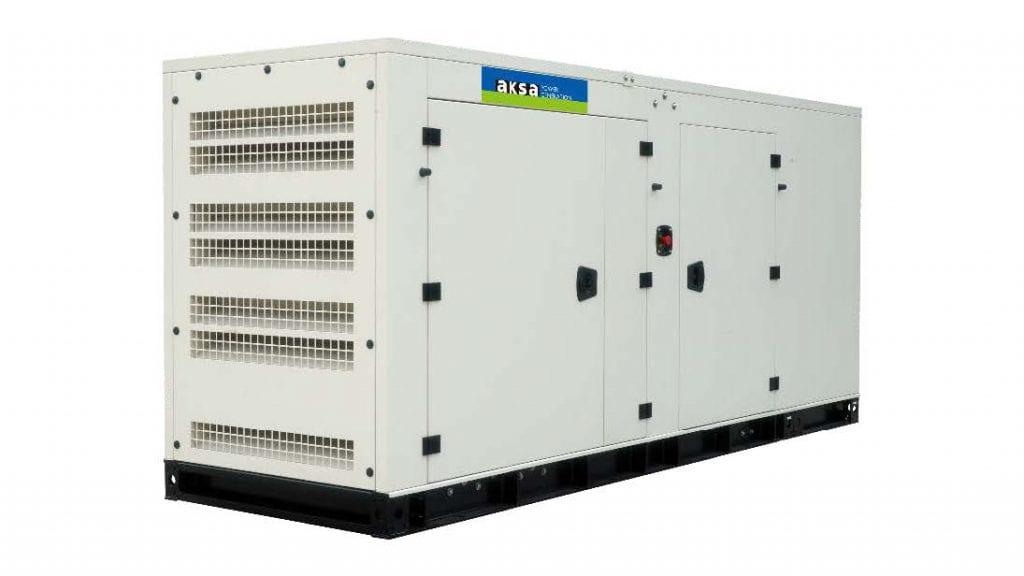 125 kW Diesel Generator