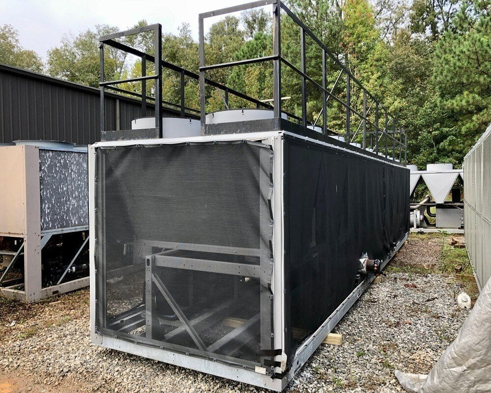 300 Ton Carrier Air Cooled Chiller