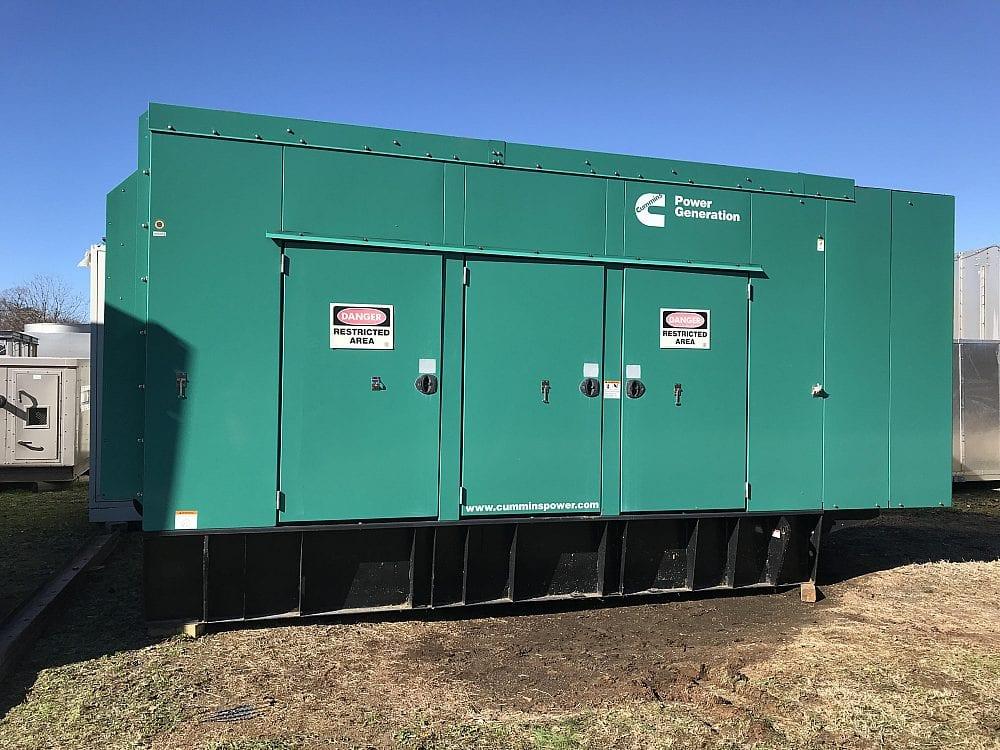 400 kW Cummins Generator