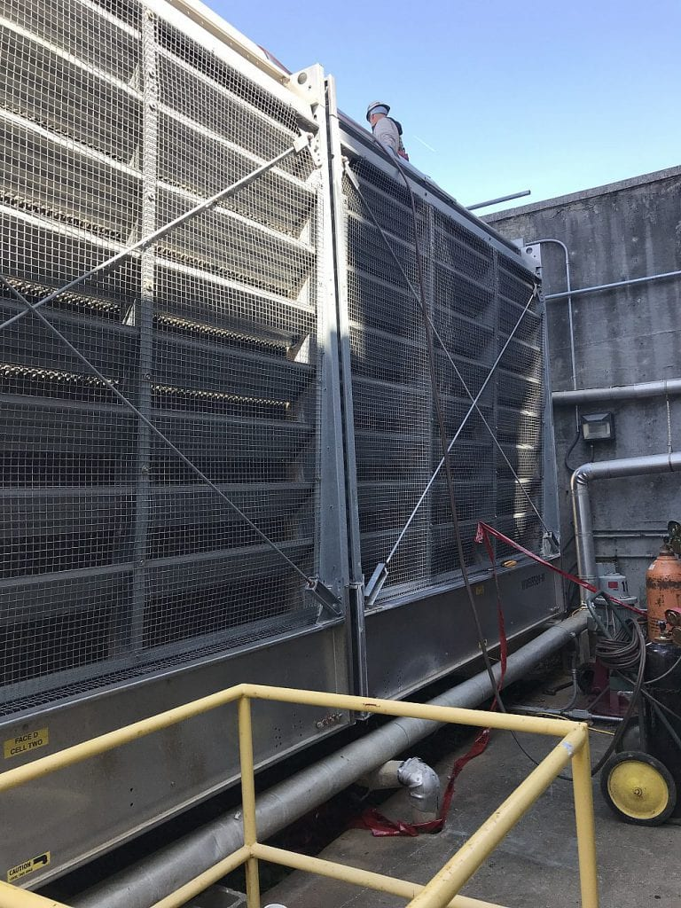 552 Ton BAC Cooling Tower