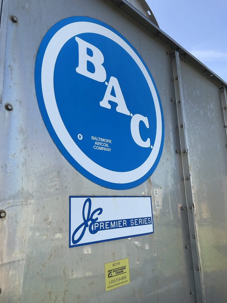 803 Ton BAC Cooling Tower