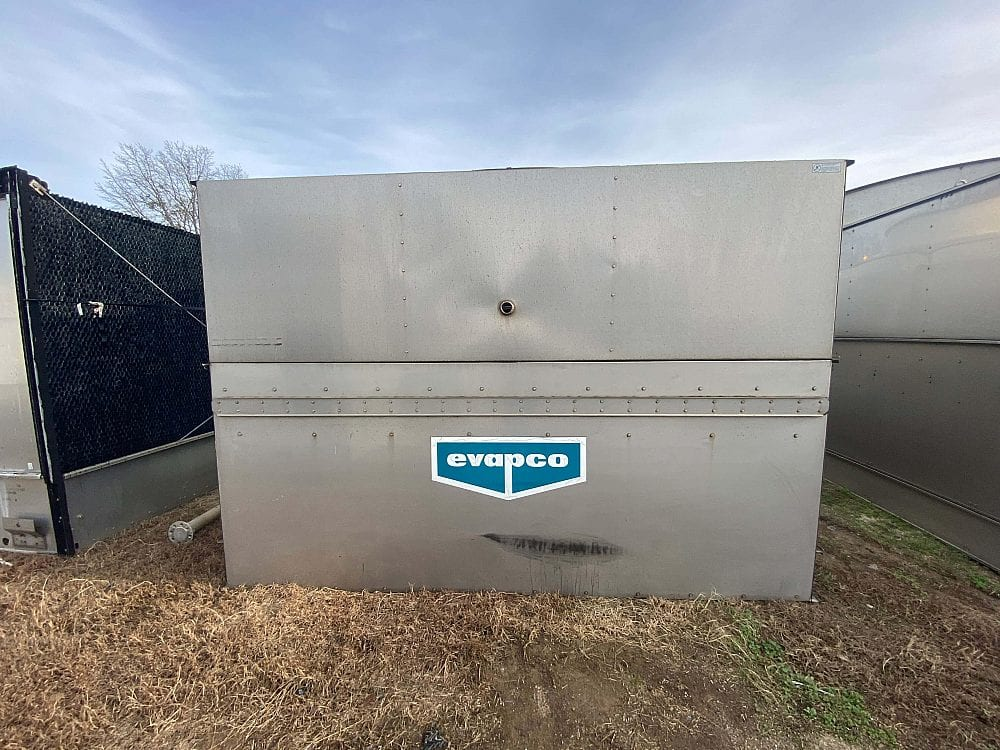 568 Ton Evapco Cooling Tower