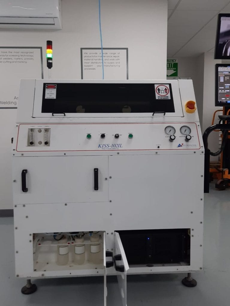 ACE KISS 102IL Selective Solder Machine