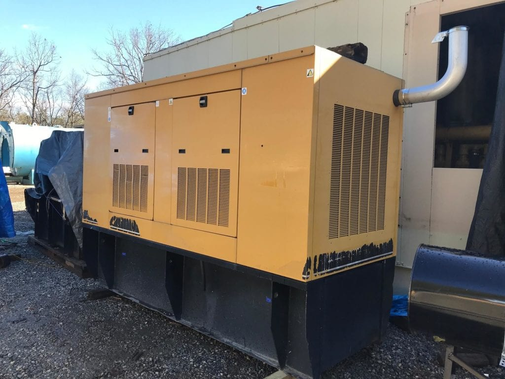 Caterpillar - Olympian 200 kW D200P1 Used Generator For Sale L6405 (8)