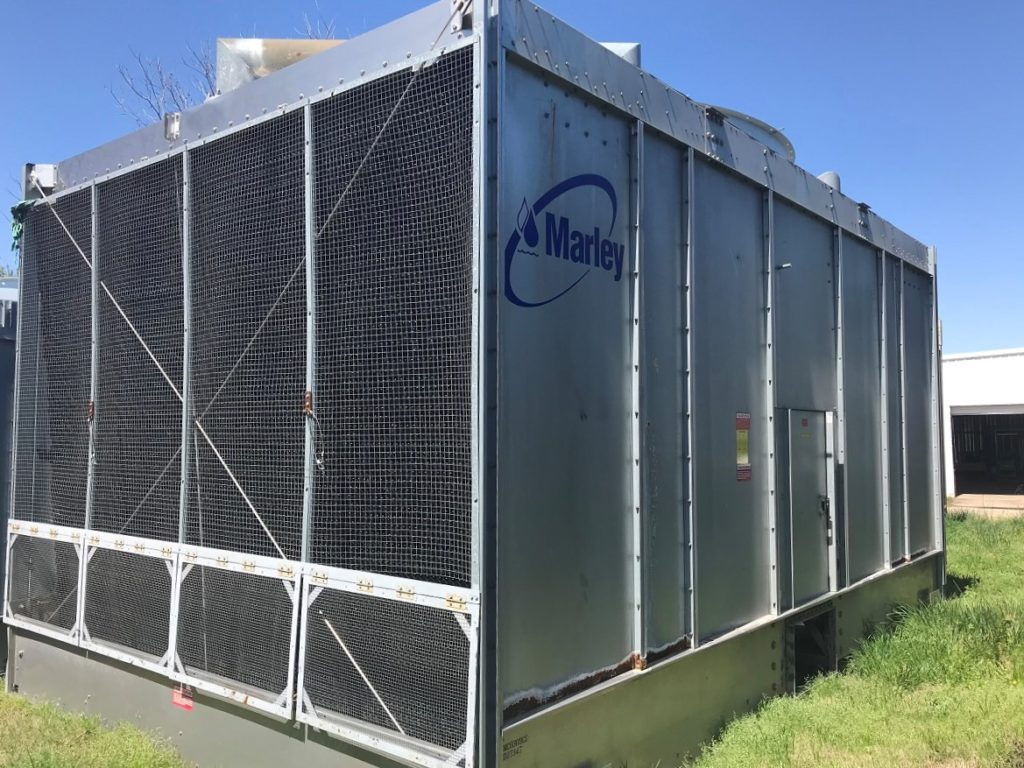 702 Ton Marley Cooling Tower