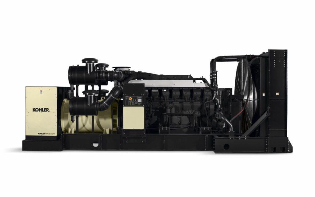 1600 kW Kohler Diesel Generator